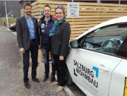 E-Carsharing in Anif; Bild: Gemeinde Anif