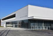 Sporthalle Salzburg-Nord; Bild: Stadt Salzburg